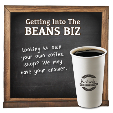 Getting into the beans biz