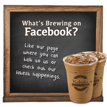 What's brewing on Facebook?